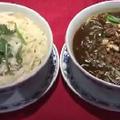横浜中華街の重慶飯店本館で食べたい裏メニュー、黒担担麺と白担担麺