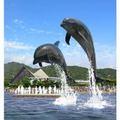 海で泳ぐイルカが見られる!須磨海浜水族園は子供に大人気