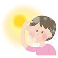 熱中症の症状と予防対策、なりやすい体質「ドライボディ」と、「楽々スクワット」(ためしてガッテン7月15日)